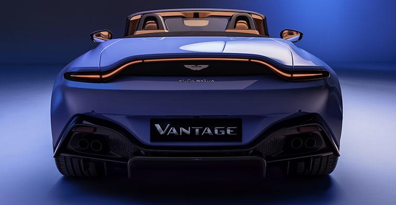 La poupe de la Vantage Roadster fait plus d\'effet que toutes les vidéos routini lyaoumi publiées à ce jour sur YouTube !