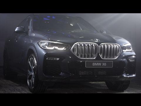 Lancement du BMW X6 2020 au Maroc