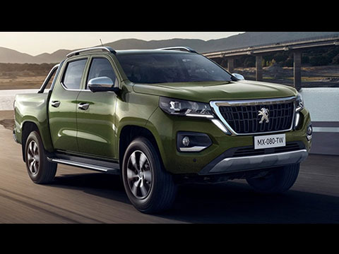 PEUGEOT LandTrek 2021 - le film officiel