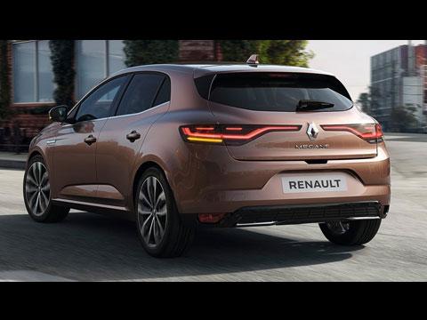 RENAULT Mégane 4 facelift