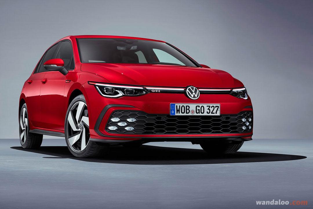 VW Golf 8 GTI 2021