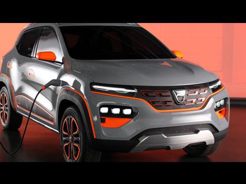 Dacia Spring Concept 2020