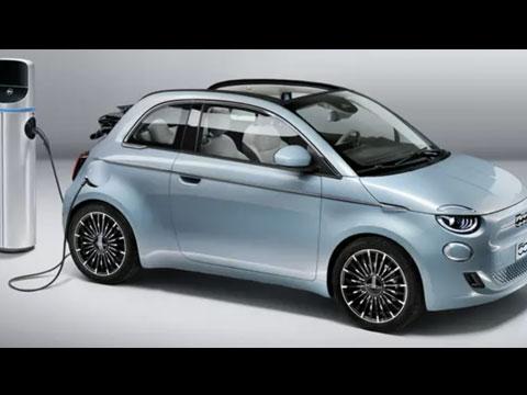 Nouvelle Fiat e500 2021 - le spot officiel