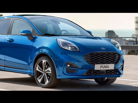 FORD Puma - le spot officiel