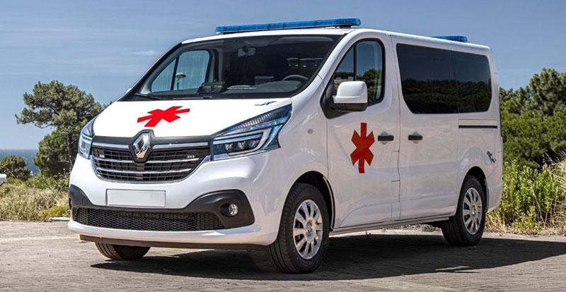 Actu. nationale - Covid-19: Don de 50 ambulances de la part de RENAULT Maroc et de ses partenaires