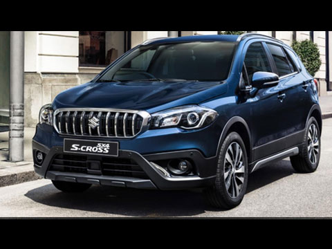 SUZUKI S-Cross - le spot officiel