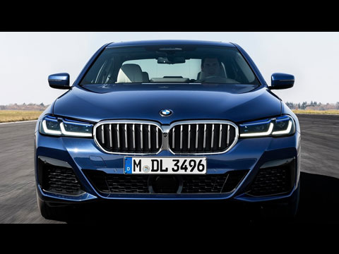 BMW Série 5 2020 facelift - le spot officiel