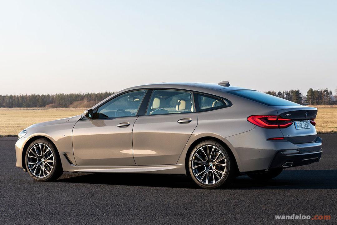 BMW Série 6 Gran Turismo 2021