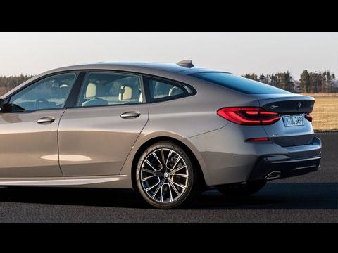 BMW Série 6 Gran Turismo 2020