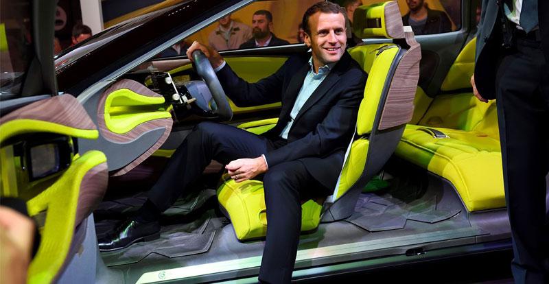 Marché - La France dévoile un «plan Marshall» pour relancer son industrie automobile