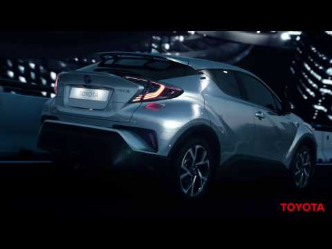 TOYOTA C-HR 2020 - le spot officiel