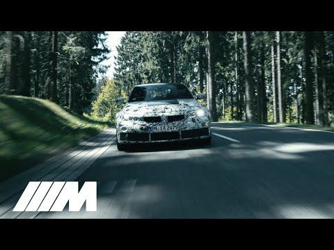 La BMW M3 bientôt prête !