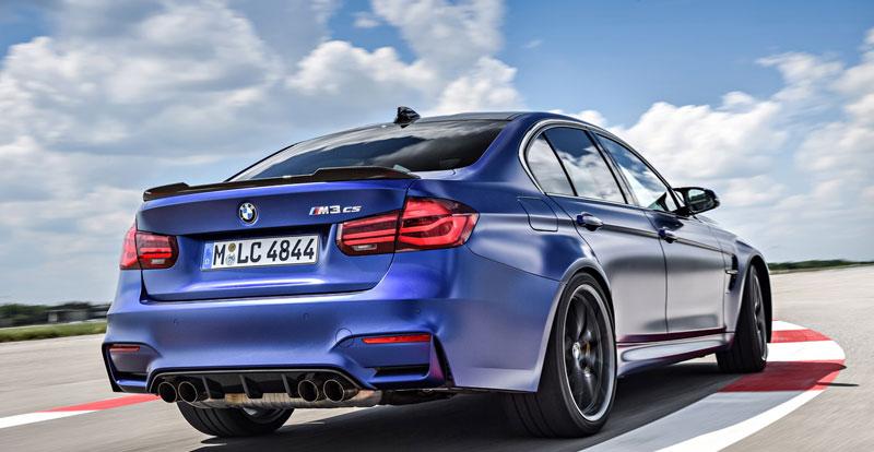 Avant-première - La nouvelle BMW M3 se prépare à entrer en piste