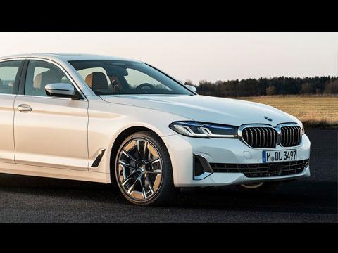 BMW Série 5 2020 facelift - les premières infos