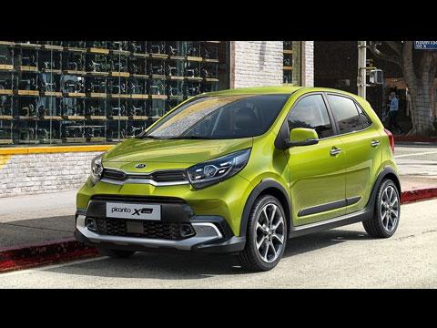 KIA Picanto 2020 facelift - les premières infos