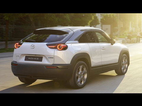 MAZDA MX-30 2021 - le spot officiel