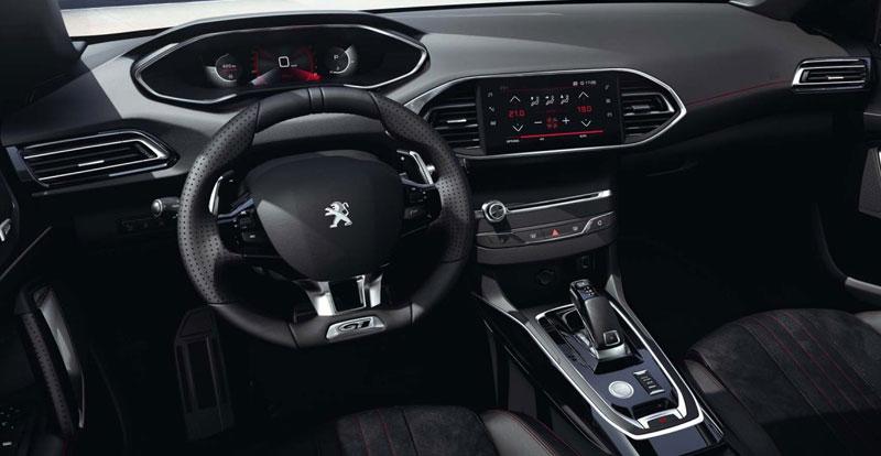 En héritant d\'une instrumentation numérique de 10 pouces, la Peugeot 308 rajeunit de quelques printemps.