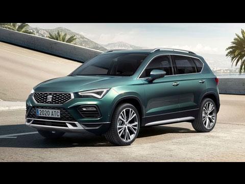 SEAT Ateca 2020 - les premières infos