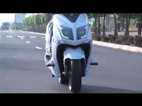TAKADO E-Sporty 100% Electrique