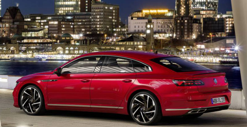 Selon toute vraisemblance, seule la berline fastback devrait figurer au catalogue de l\'importateur exclusif de VW au Maroc..