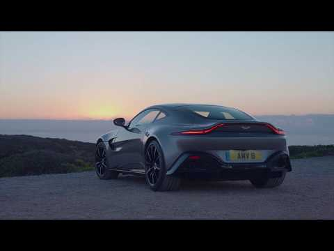 ASTON MARTIN - Back On The Road