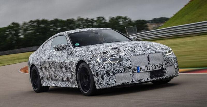 Avant-première - Jusqu'à 510 ch pour les prochaines BMW M3 et M4 Coupé!