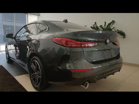 BMW lance sa Série 2 Gran Coupé au Maroc