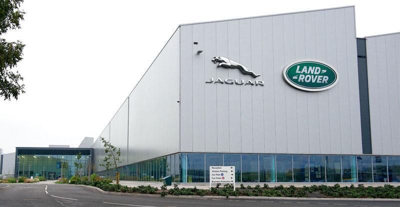Marché - JAGUAR LAND ROVER franchit la barre des 1,5 million de moteurs Ingenium produits