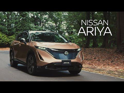 NISSAN Ariya 2021 - le clip officiel