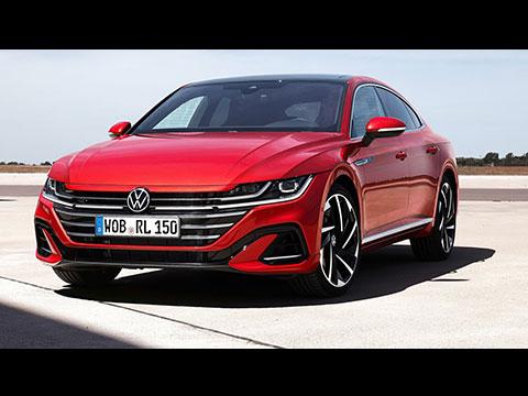 VW Arteon 2021 - les premières infos