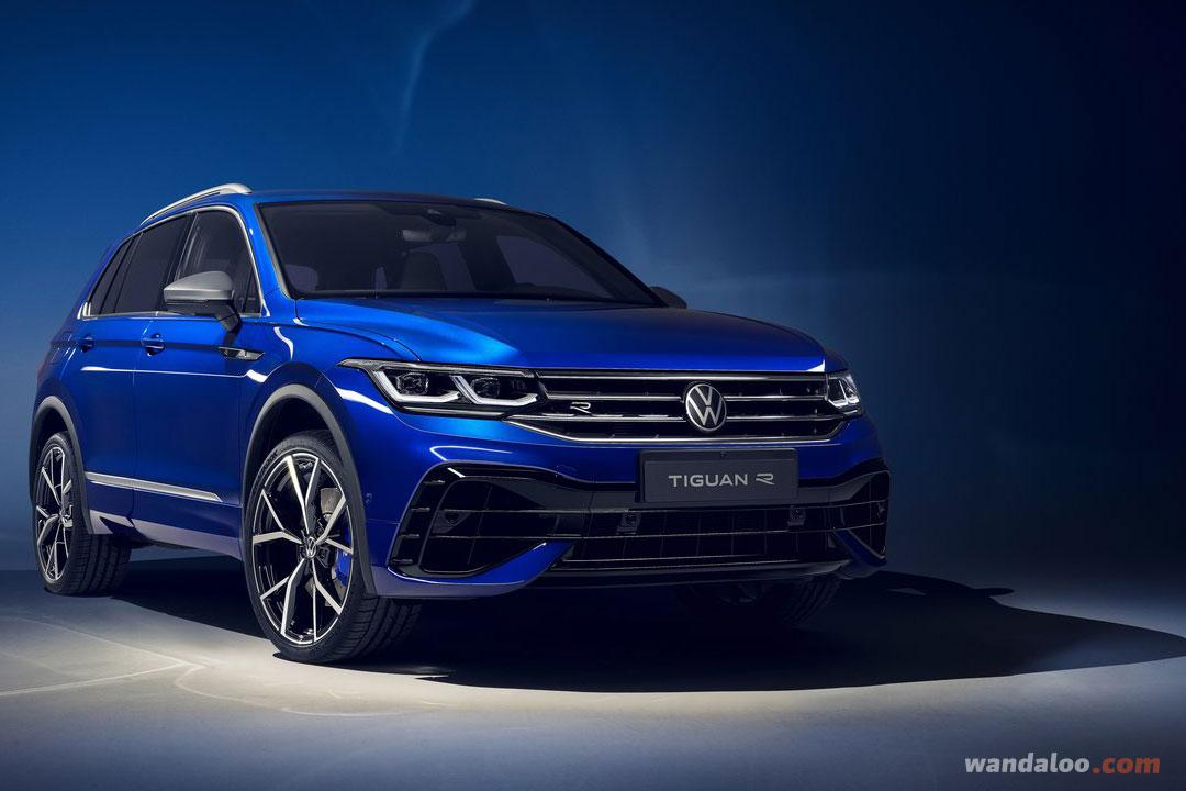 VW Tiguan 2021