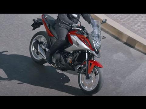 Honda NC 750 X Maroc