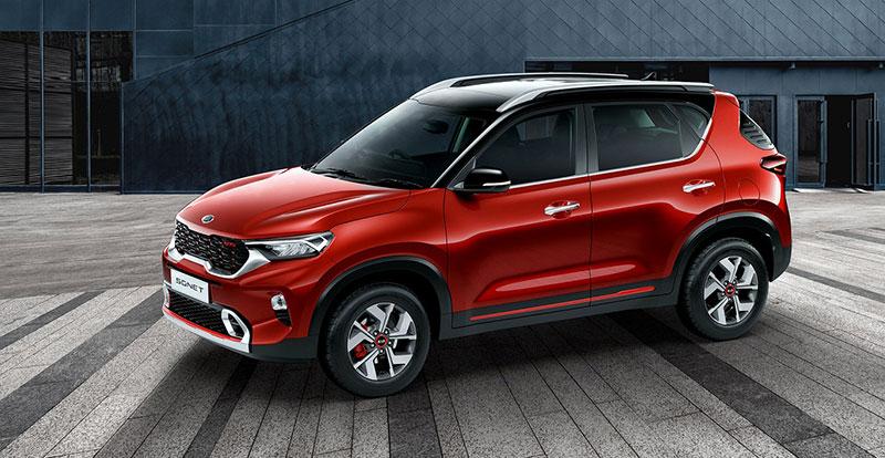 Nouveauté mondiale - KIA Sonet, le nouveau petit SUV « made in India »