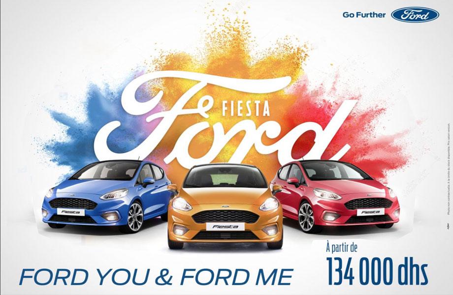 Ford Ford neuve en promotion au Maroc