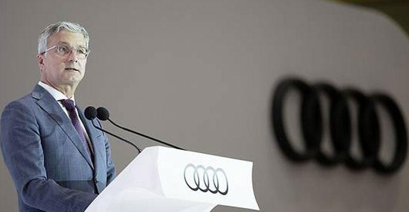 Actu. internationale - L'ancien PDG d'AUDI risque jusqu'à 10 ans de prison dans l'affaire du « Dieselgate »