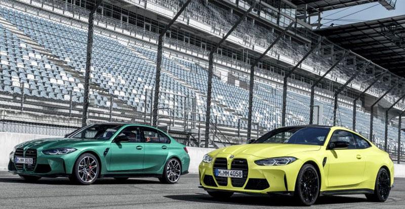 Avant-première - Les redoutables BMW M3 et M4 Competition entrent en piste!