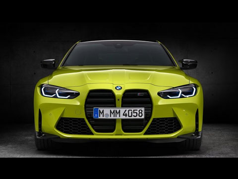 BMW M4 Coupé 2021 - le clip officiel