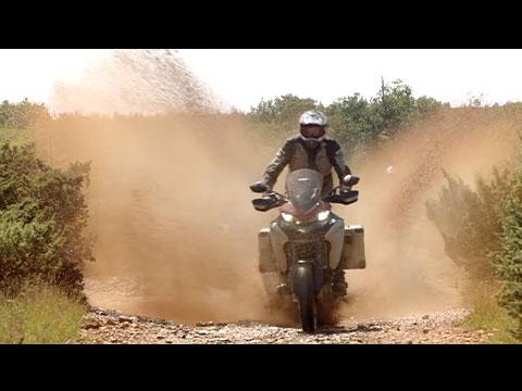 DUCATI MULTISTRADA 1260 ENDURO Maroc
