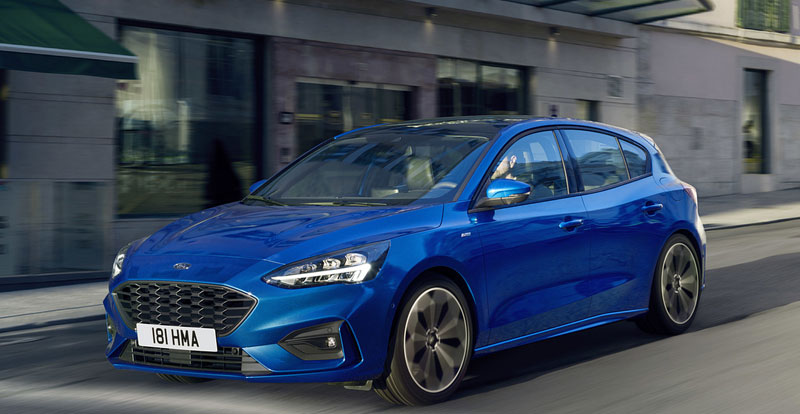 Actu. nationale - BREAKING NEWS : La nouvelle FORD Focus 4 arrive au Maroc !