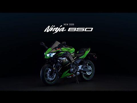KAWASAKI Ninja 650 Maroc
