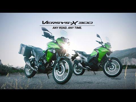 KAWASAKI Versys X 300 Maroc