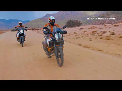 KTM SUPER ADVENTURE 1290 Maroc