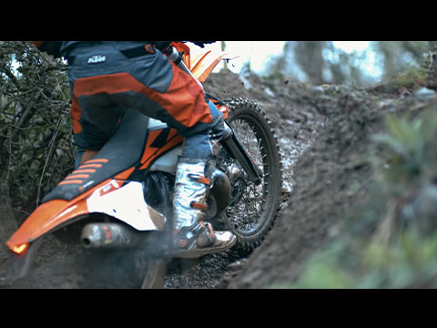 KTM EXCF Maroc