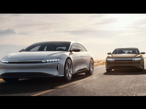 Lucid Air - le spot officiel
