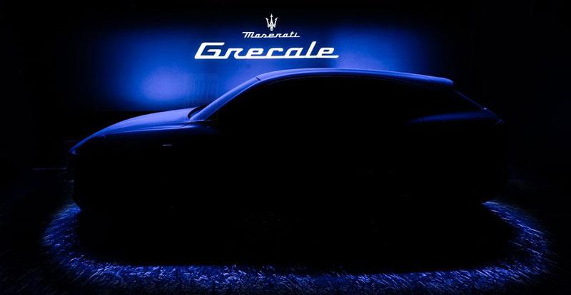 Actu. internationale - Le SUV compact MASERATi Grecale va faire souffler un vent de fraîcheur sur Modène