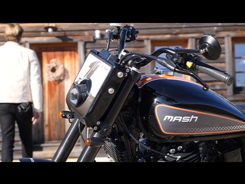 MASH DIRT TRACK 650 Maroc