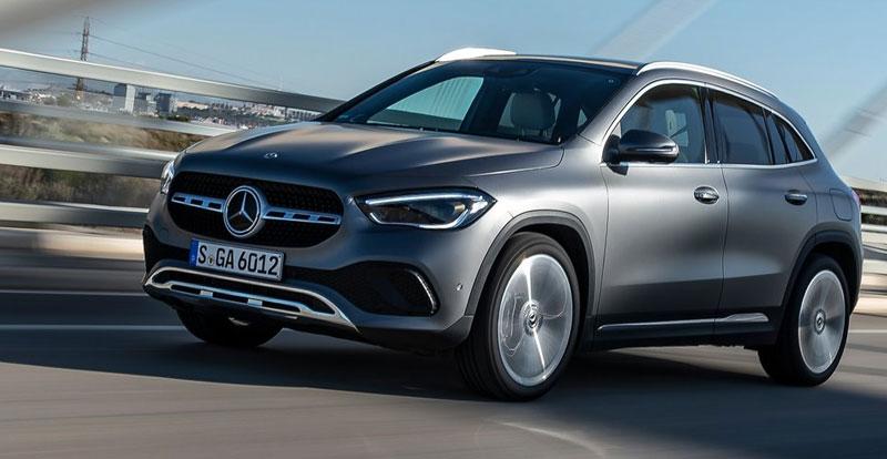 Nouveauté Maroc - Le nouveau Mercedes GLA effectue ses débuts au Maroc et prévient la concurrence!