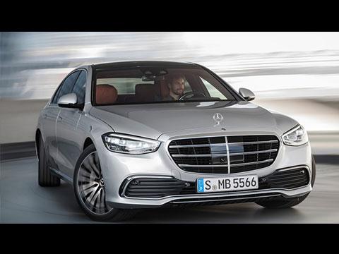 Nouvelle Mercedes Classe S 2021 - les premières infos