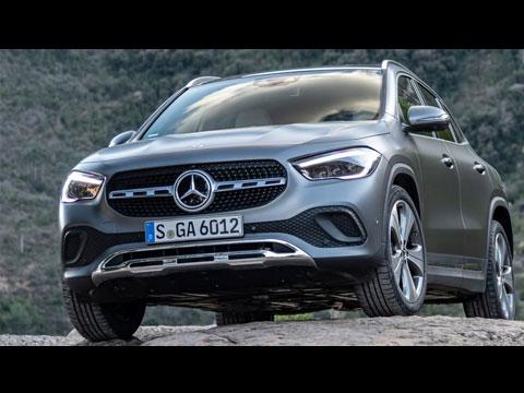 Mercedes lance son GLA II au Maroc