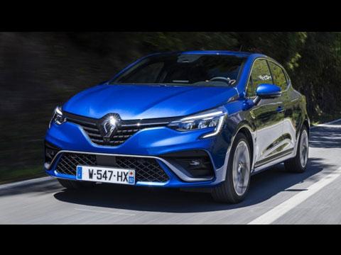 RENAULT lance Clio V au Maroc